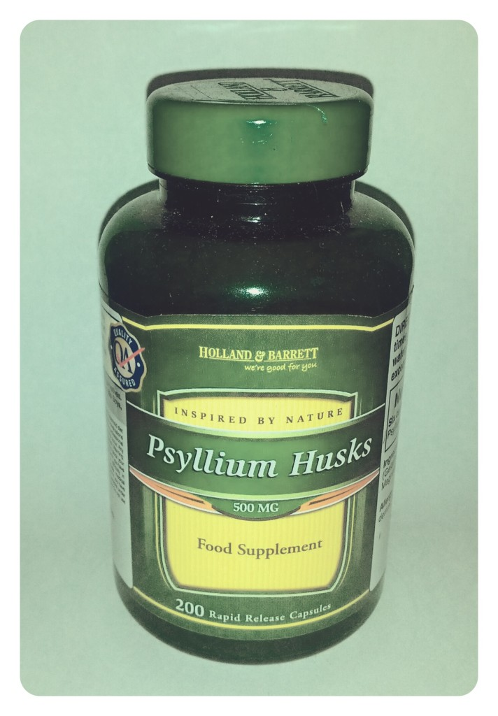 Psyllium Husks from Holland and Barrett for IBS and Lactose