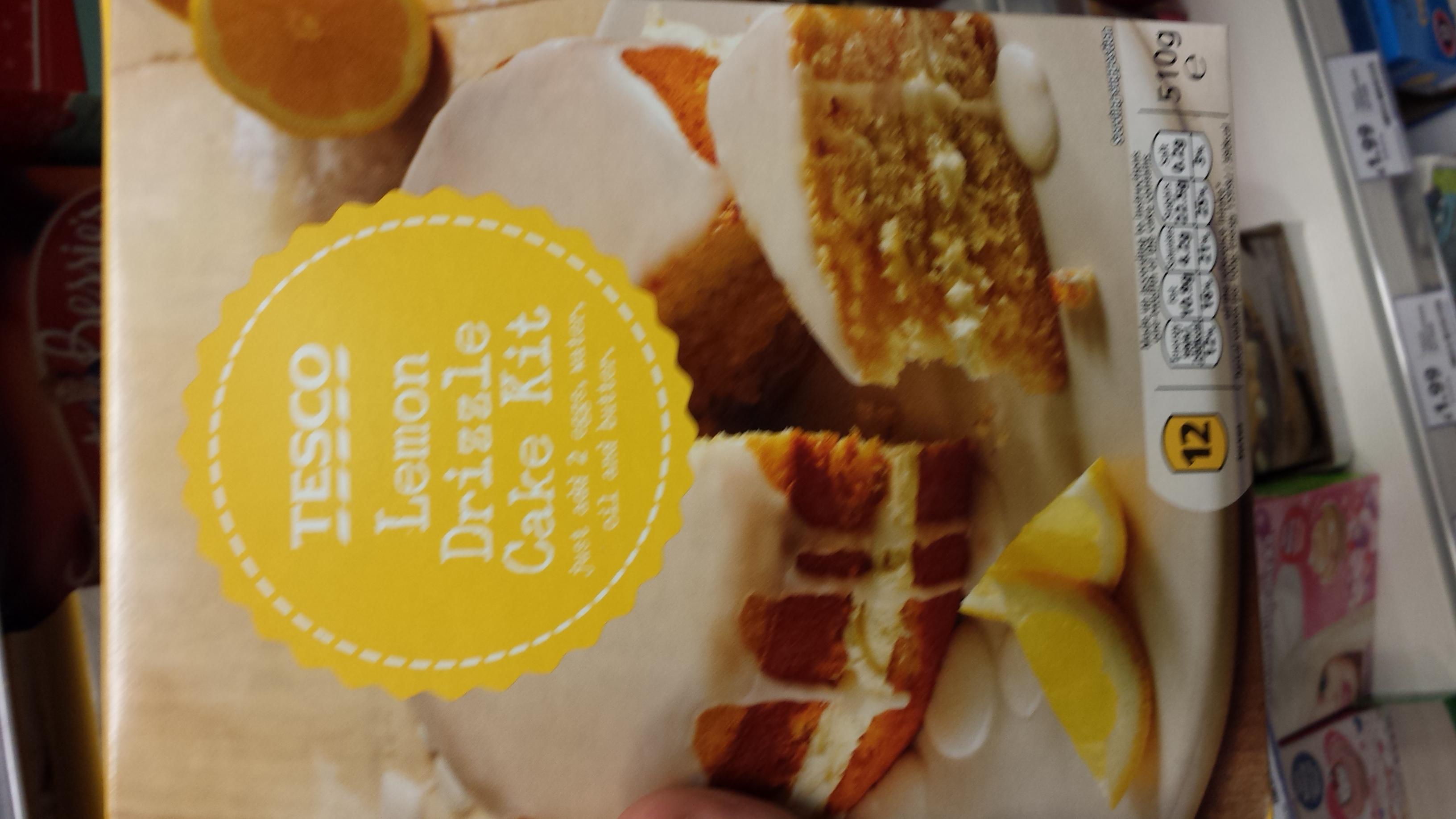 Tesco Cake Recipes Uk: 11 Lactose And Dairy Free Baking Kits -I Hate You Milk