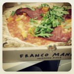 Franco Manca Pizza – Sour Dough Pizza Awesomeness