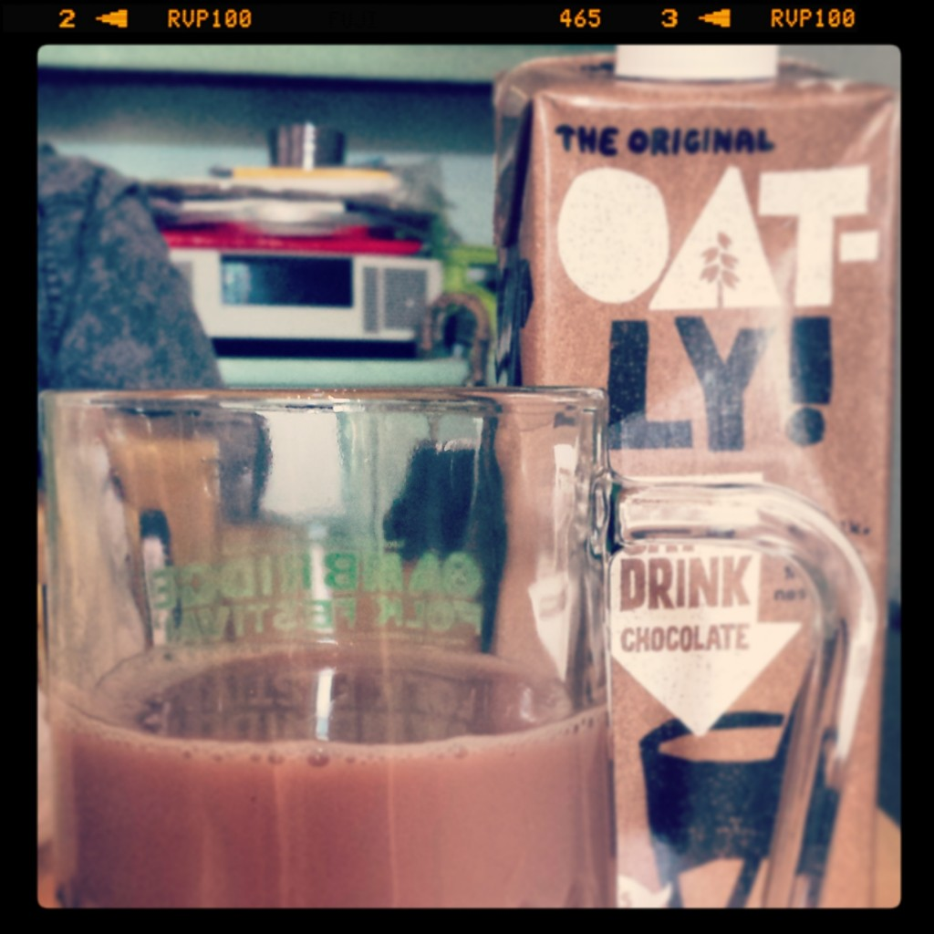 Oatly Chocolate Milk Drink Review