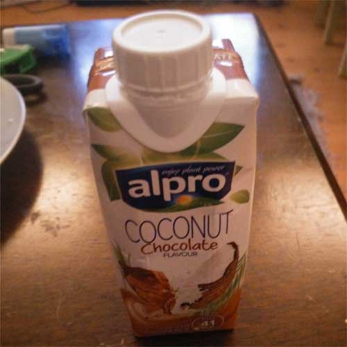 Alpo Coconut Chocolate Water/Milk Review