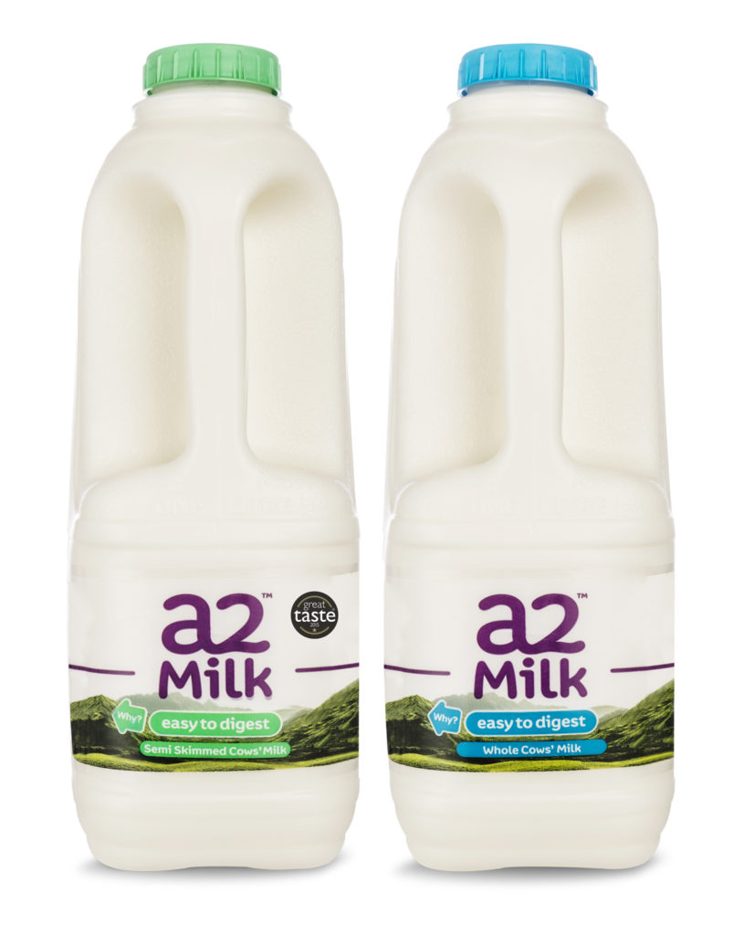 Trying A2 Milk for Lactose Intolerance