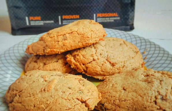 Dairy Free Protein Cookies