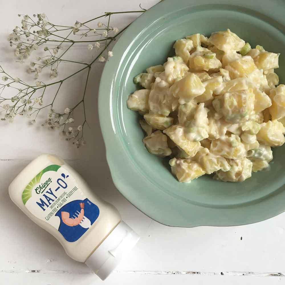 Egg Free Potato Salad