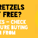 are pretzels lactose and dairy free?